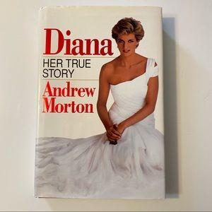 Diana: Her True Story by Andrew Morton original